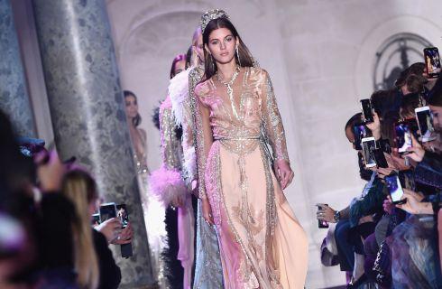 Elie Saab Haute Couture Primavera-Estate 2018
