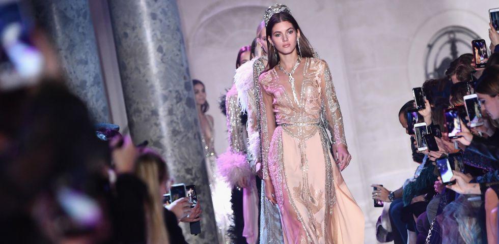 Elie Saab Haute Couture Primavera-Estate 2018  591ef98ac70