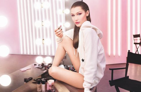 Dior Lip Glow: i rossetti e la campagna con Bella Hadid
