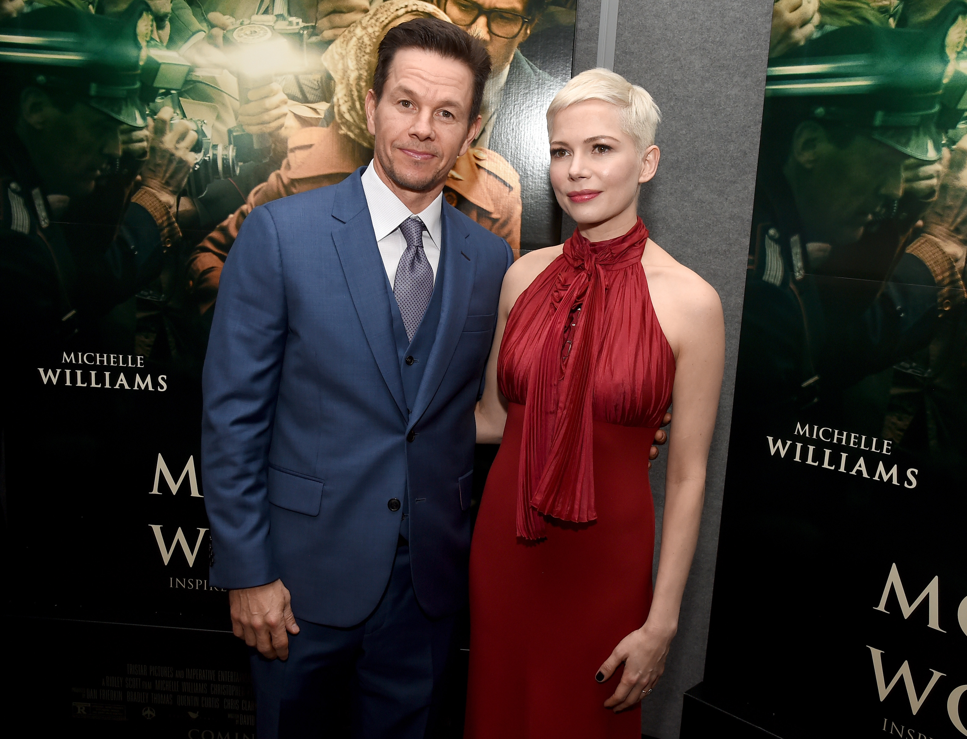 Mark Wahlberg dona 1 milione di dollari a Michelle Williams