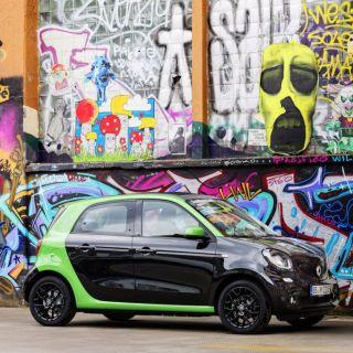 Smart Electric Drive: è da Venus la compagna perfetta per la città