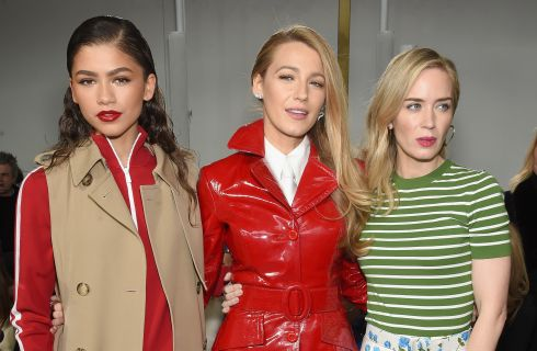 Sfilate Autunno-Inverno 2018/19: i vip in front row a New York