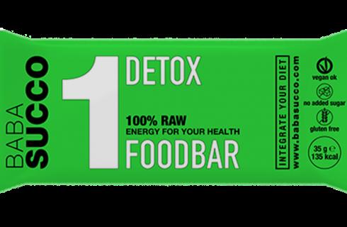 Snack salutare? Arriva Baba FoodBAR, il super food a portata di borsetta