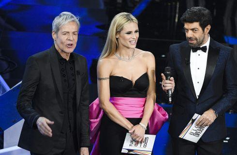 Sanremo 2018: la finale. Conduttori, ospiti e scaletta cantanti