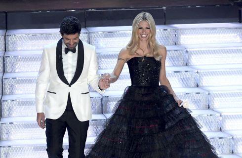 Festival di Sanremo 2018: i look della finale