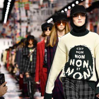 PFW: la sfilata di Christian Dior