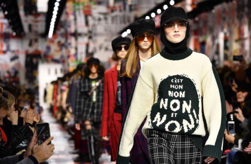 Christian Dior: la sfilata Autunno-Inverno 2018/19