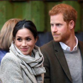 Il San Valentino del principe Harry e Meghan Markle