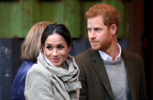 Come passeranno San Valentino il principe Harry e Meghan Markle