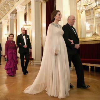 Kate Middleton in Svezia e Norvegia: tutti i look