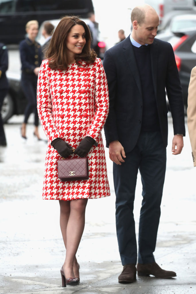Kate Middleton pied-de-poule