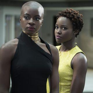 Black Panther, il film con Lupita Nyong'o sui supereroi