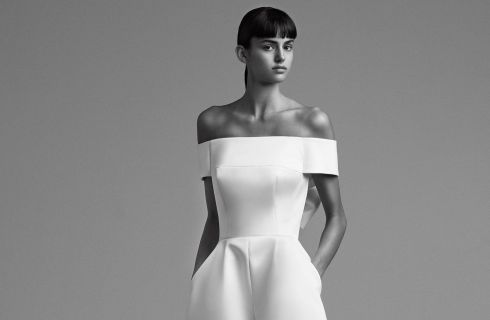 10 modelli di abiti da sposa semplici