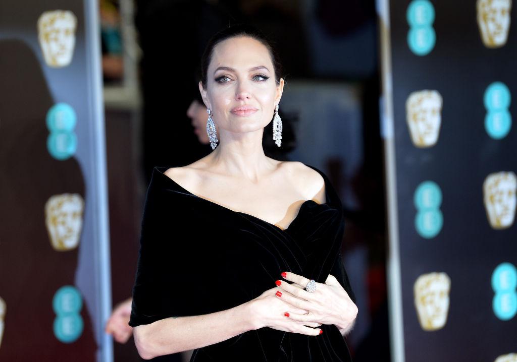 La Jolie debutta nel mondo Marvel