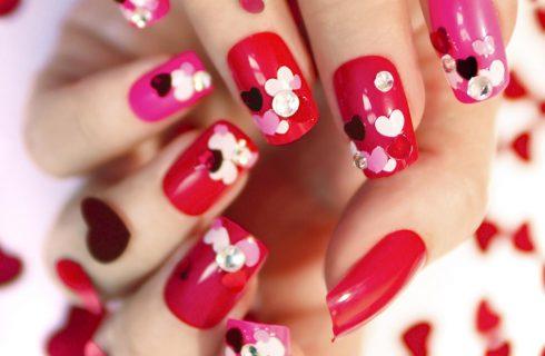 5 idee di manicure per San Valentino 2018