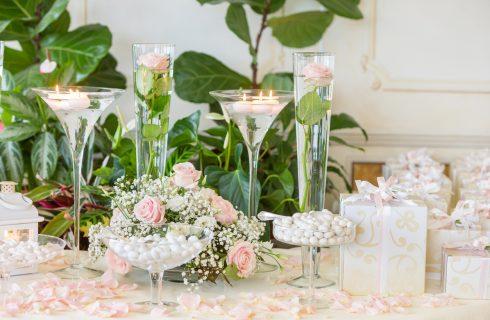 Confettata di matrimonio: quanti confetti servono?