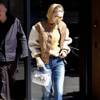 Copia il look: Gigi Hadid a New York