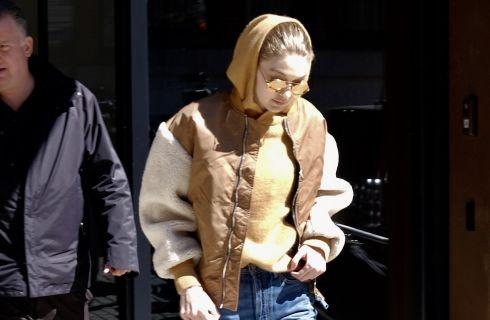 Copia il look: Gigi Hadid a New York