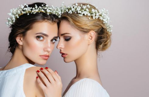Acconciature da sposa: i trend Primavera-Estate 2018