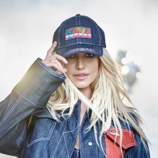 Britney Spears, modella per Kenzo