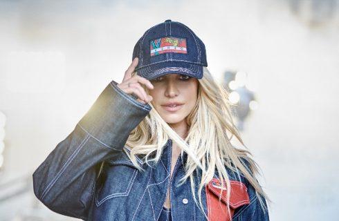 Britney Spears modella per Kenzo