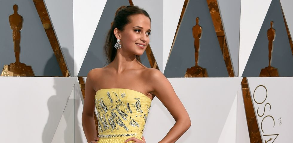 Alicia Vikander: i 10 look più belli