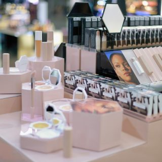 Fenty Beauty: il make-up firmato Rihanna