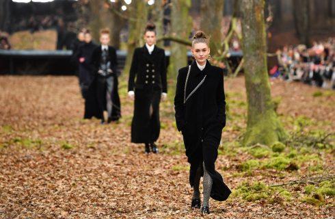 Chanel: la sfilata Autunno-Inverno 2018/19