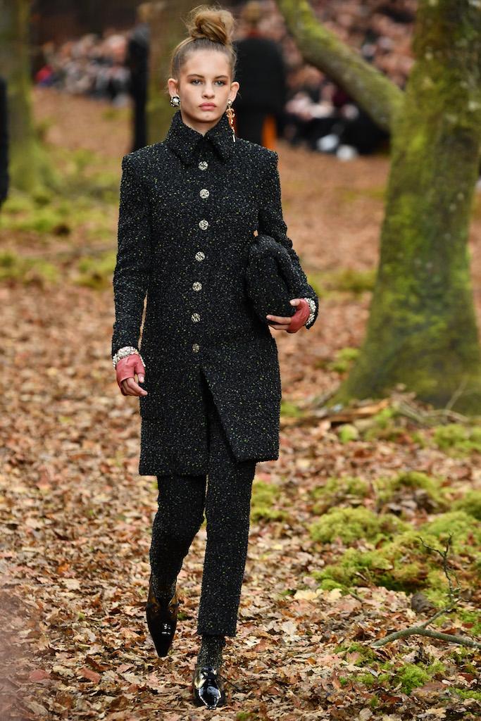 Chanel, la sfilata Autunno-Inverno 2018/19, le foto
