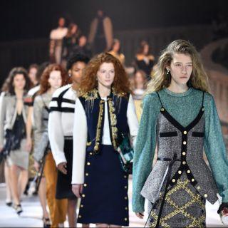PFW: la sfilata di Louis Vuitton