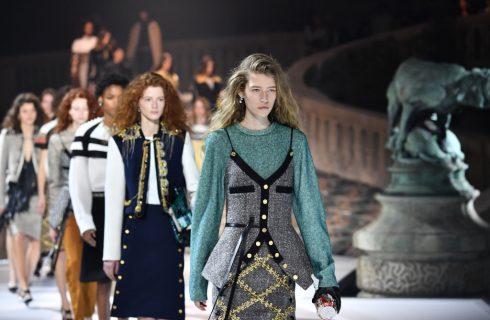 Louis Vuitton: la sfilata Autunno-Inverno 2018/19