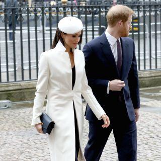 Meghan Markle, elegantissima per il Commonwealth Day