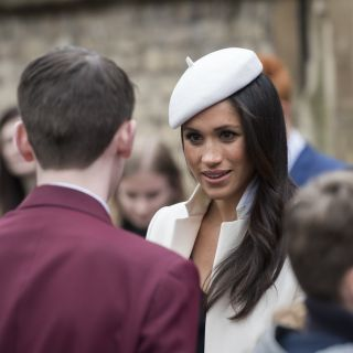 Meghan Markle, sposa in Ralph & Russo ?