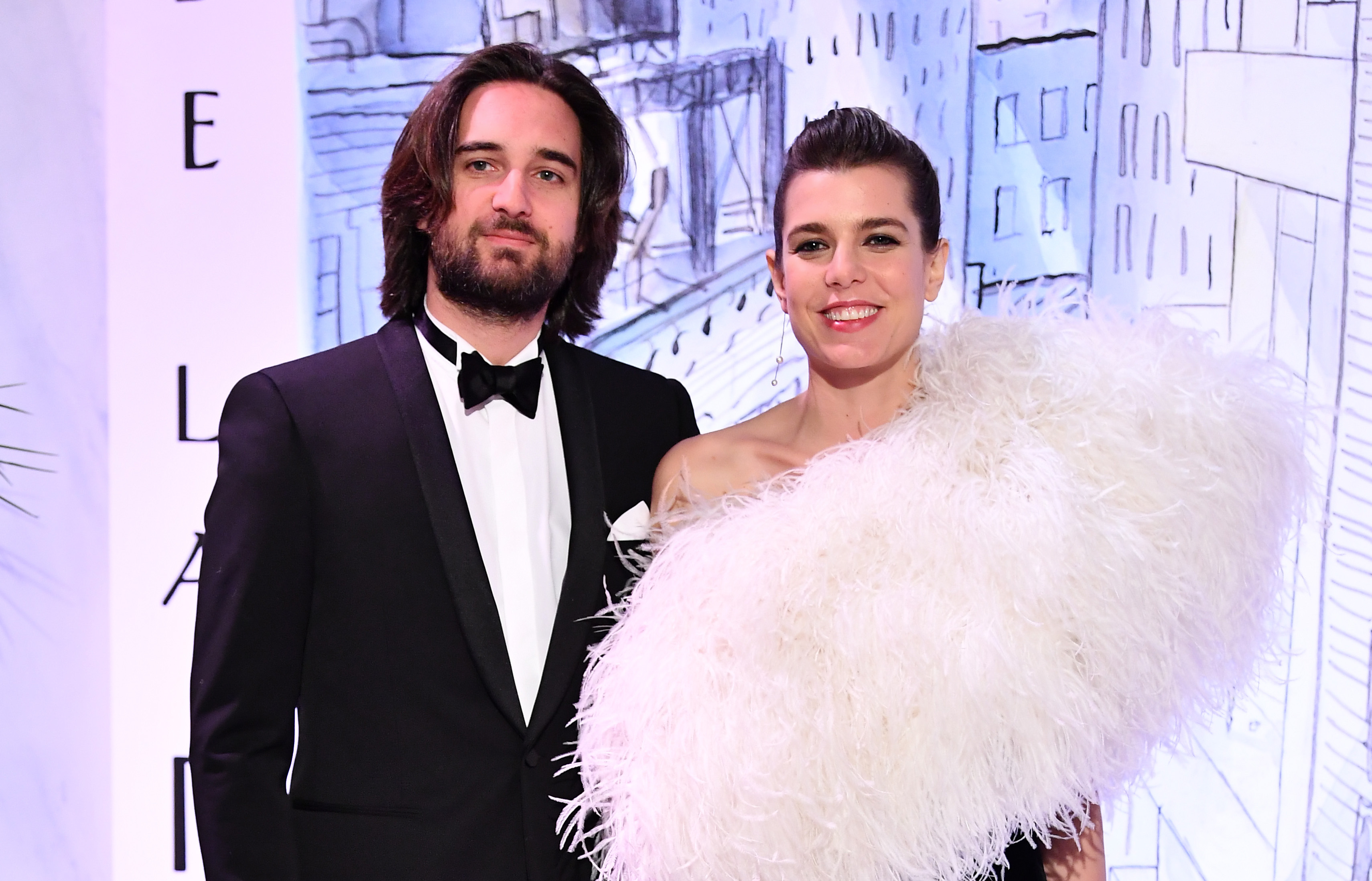 Charlotte Casiraghi è incinta