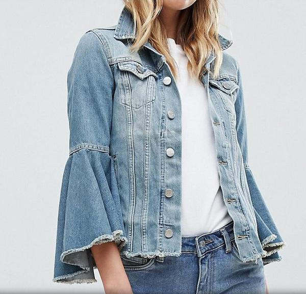 Giacca di jeans  10 modelli per la Primavera-Estate 2018  4cbd968bdf7