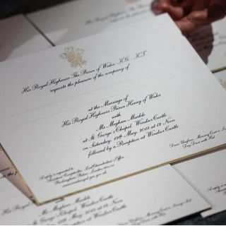 Le partecipazioni del principe Harry e Meghan Markle