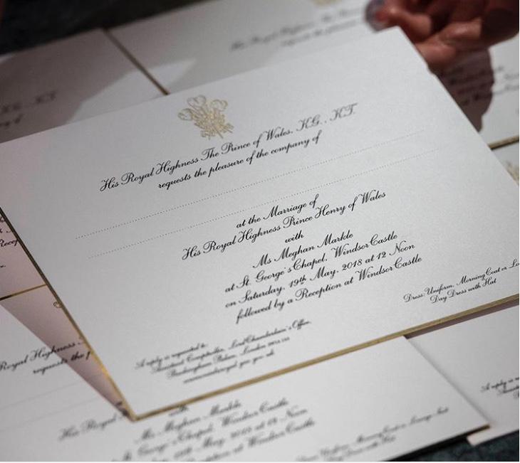 Principe Harry e Meghan Markle: svelato il gusto originalissimo della torta nuziale