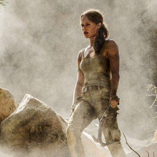Tomb Rider, il nuovo film con Alicia Vikander