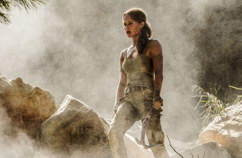 Tomb Rider, il film con Alicia Vikander