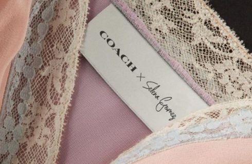 Selena Gomez, designer per Coach
