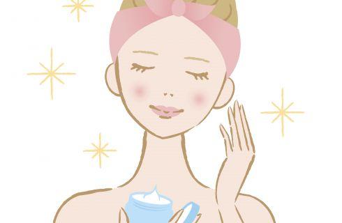 Come applicare la crema idratante viso