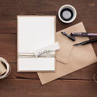 Matrimonio shabby chic: 5 idee per gli inviti