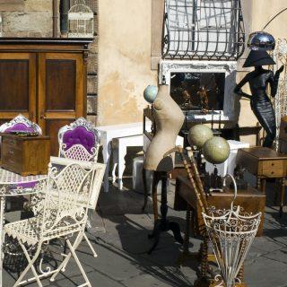 I mercatini dell'antiquariato da visitare in primavera