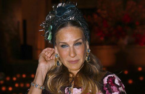 Il beauty look di Sarah Jessica Parker da Dolce & Gabbana a New York