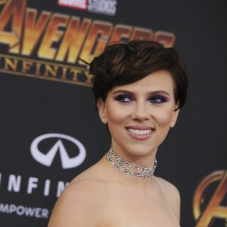 Il beauty look di Scarlett Johansson