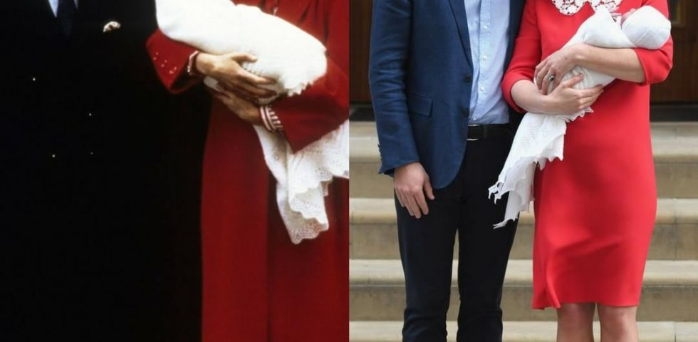 Kate Middleton: il look dopo il parto