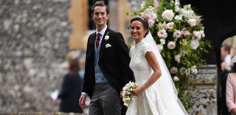 Pippa Middleton: il nome del figlio è Arthur Michael William Matthews