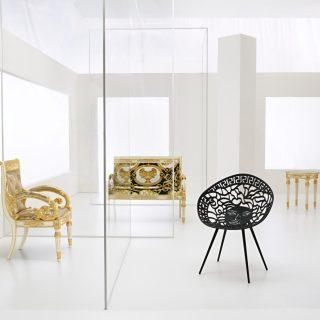 Salone del Mobile: la collezione Versace Home 2018