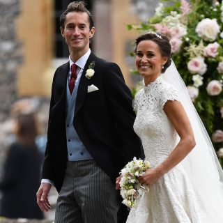 Pippa Middleton è incinta
