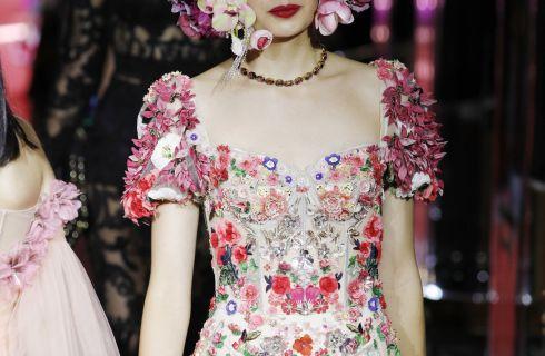 Abito a fiori: 5 modelli per la Primavera-Estate 2018